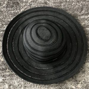 Nine West Black Hat